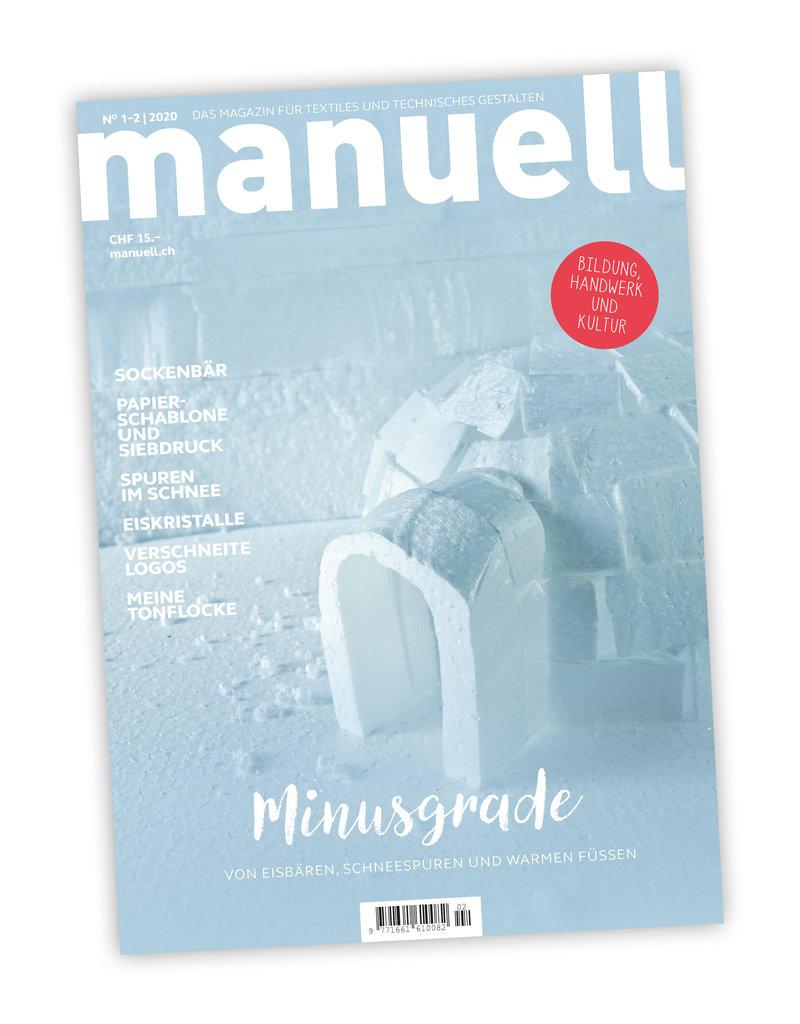 Magazin manuell Ausgabe Januar-Februar 2020