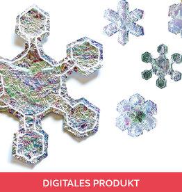2020 Anleitung: Eiskristalle