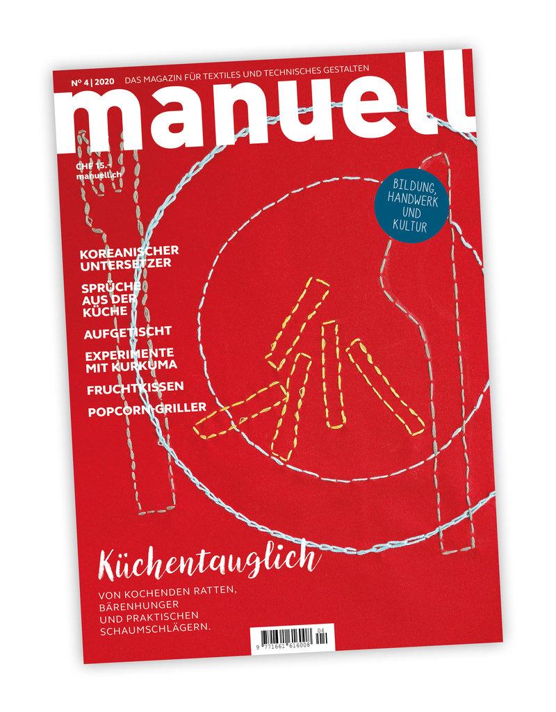 Magazin manuell Ausgabe April 2020