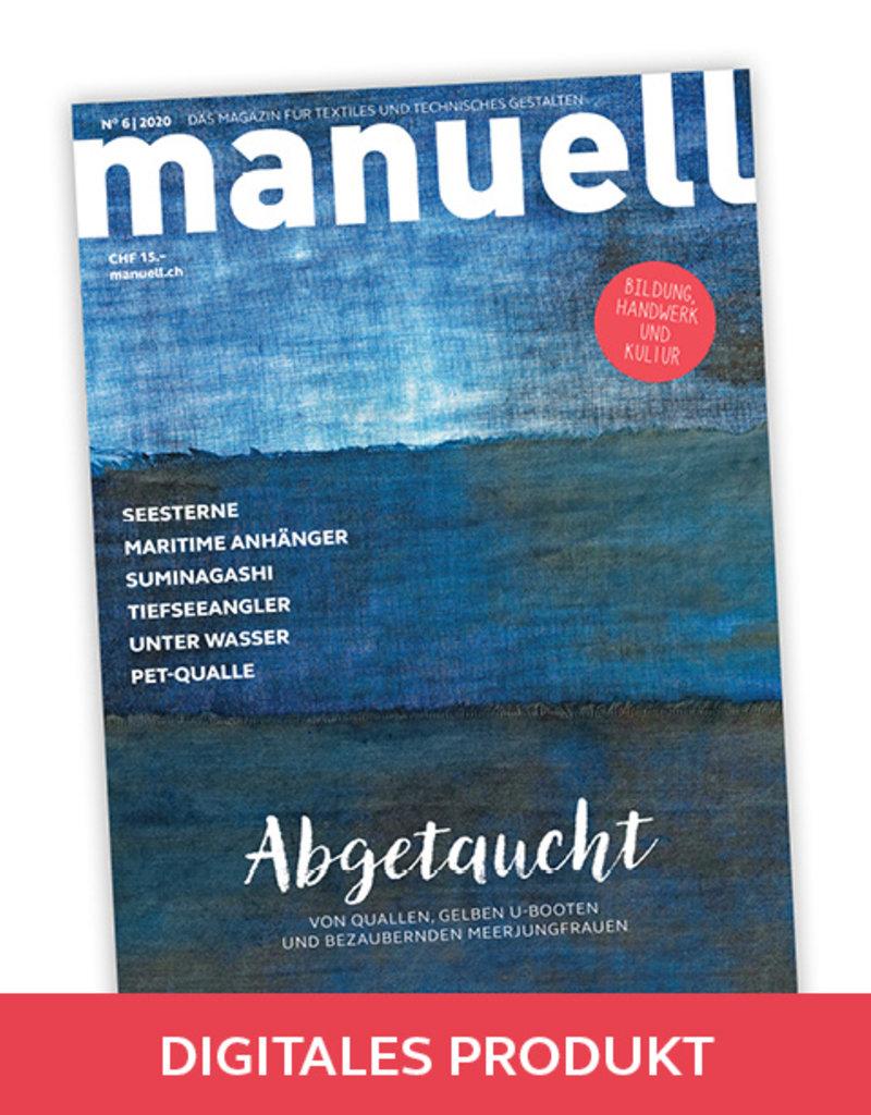 Magazin manuell Ausgabe Juni 2020