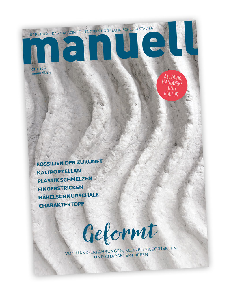 Magazin manuell Ausgabe September 2020