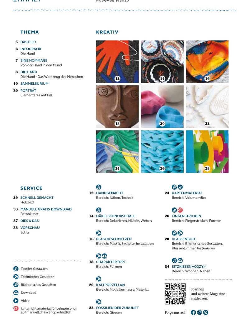 Magazin manuell Ausgabe September 2020 – als PDF