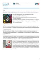 manuell Unterrichtsmaterial Eutis im Karokleid Zyklus 2/als digitales Produkt