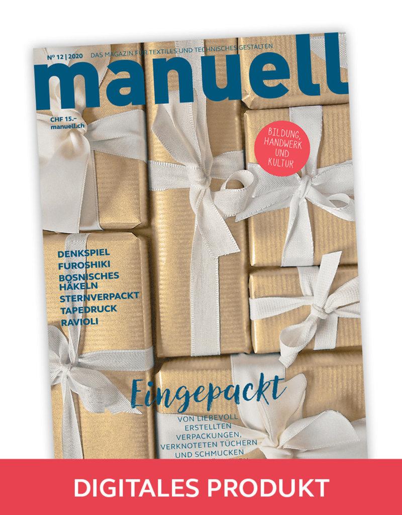 Magazin manuell Ausgabe Dezember 2020 – als PDF