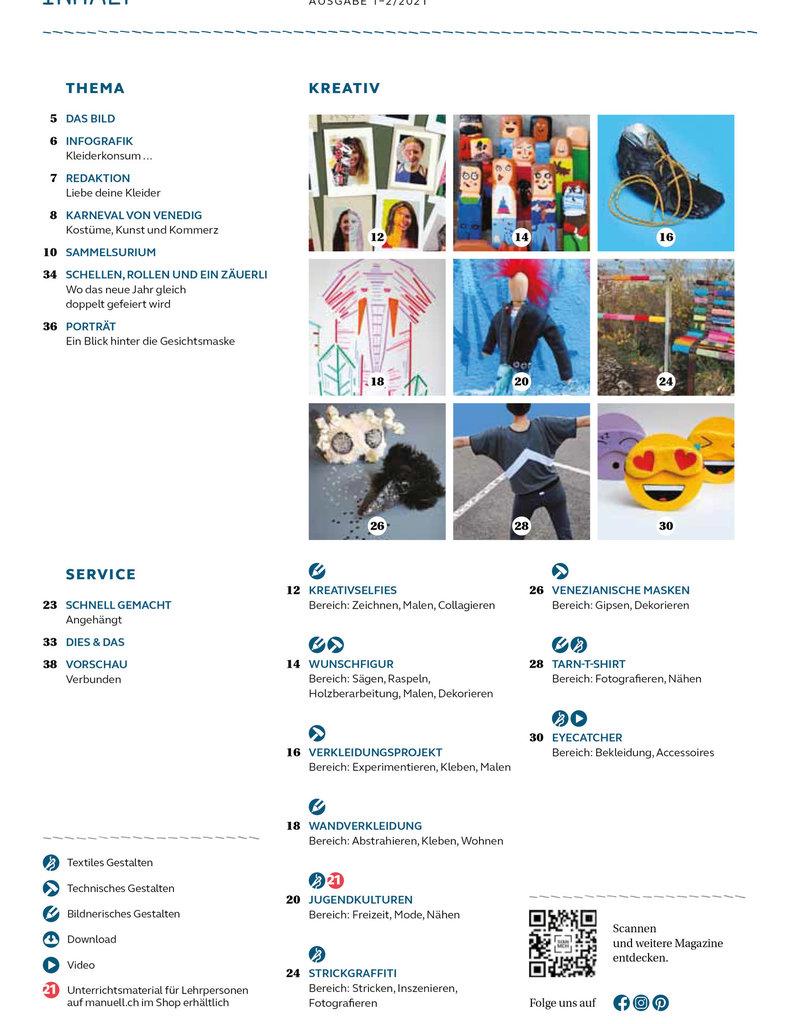 Magazin manuell Ausgabe Januar-Februar 2021 – als PDF