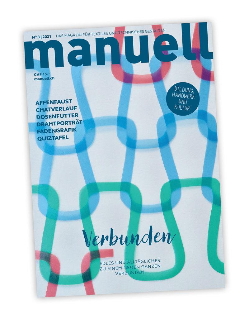 Magazin manuell Ausgabe März 2021