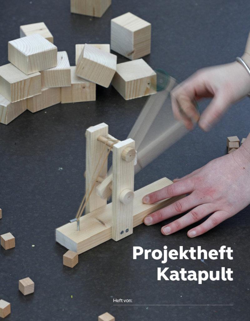 manuell Unterrichtsmaterial Katapult Zyklus 2/als digitales Produkt