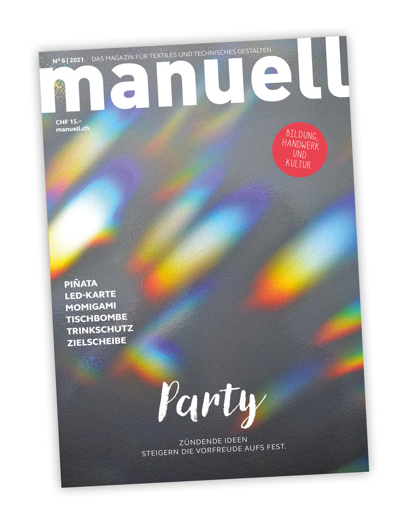 Magazin manuell Ausgabe Juni 2021