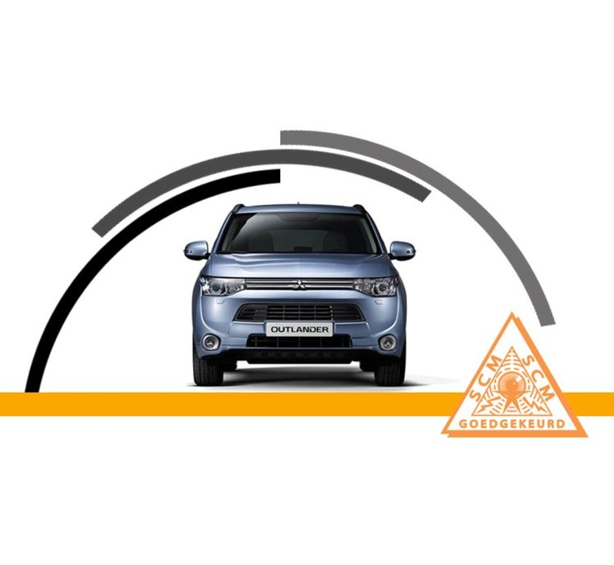 Autoalarm Klasse 3 - Mitsubishi Outlander PHEV