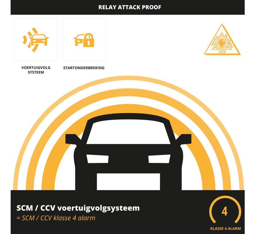 Voertuigvolgsysteem SCM VbV