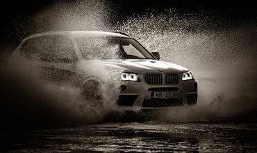 Gestolen BMW teruggevonden op bodem van rivier dankzij voertuigvolgsysteem