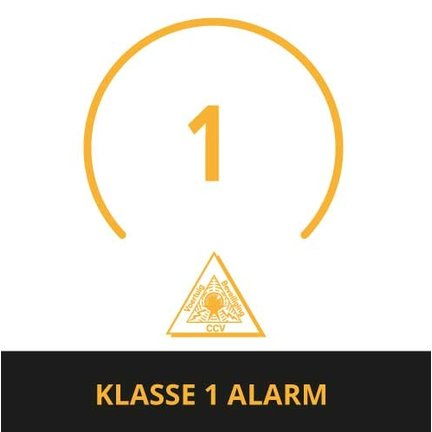 Klasse 1 alarm