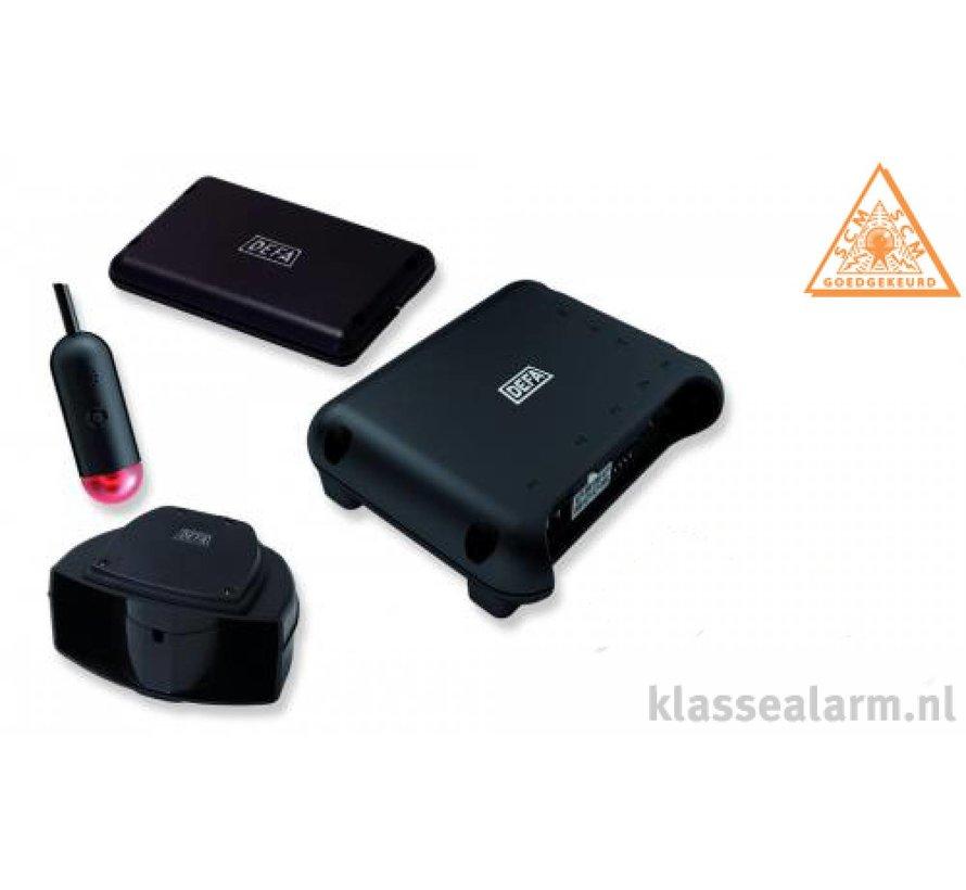 DVS90 Klasse 2 alarm zonder montage