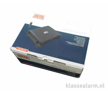 DEFA DVS90 Klasse 2 alarm