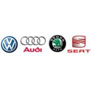 Volkswagen, Audi, Seat, Skoda