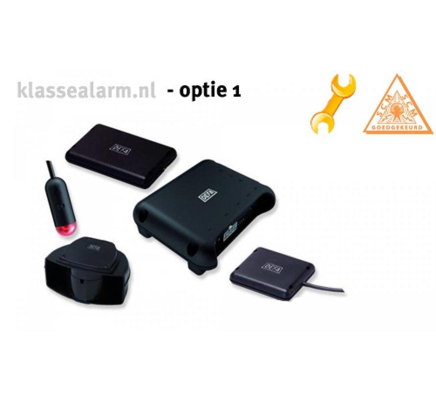 Klasse 3 alarm - Volkswagen, Audi, Seat, Skoda