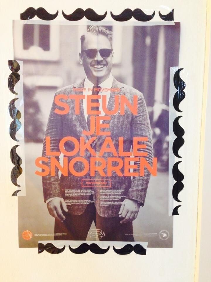steun je lokale snorren