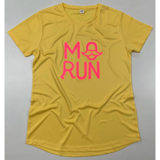 MoRun19 #BornToBeAlive Running Shirt - Men/Women