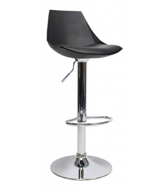 Design barkruk Lano zwart