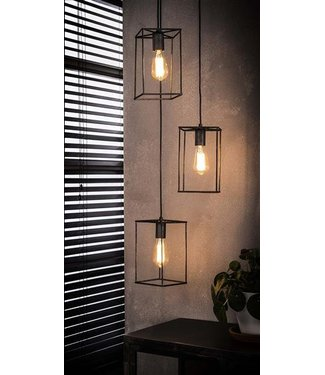 Industriële hanglamp Camille