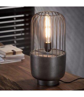 Tafellamp Terni Ø20 draadstaal