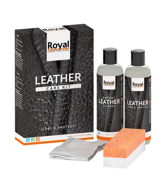 Leder care kit 2 x 150 ML