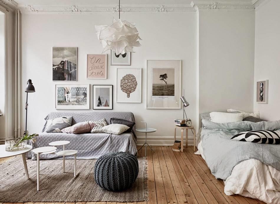 15 Tips voor het inrichten van een klein huis of appartement