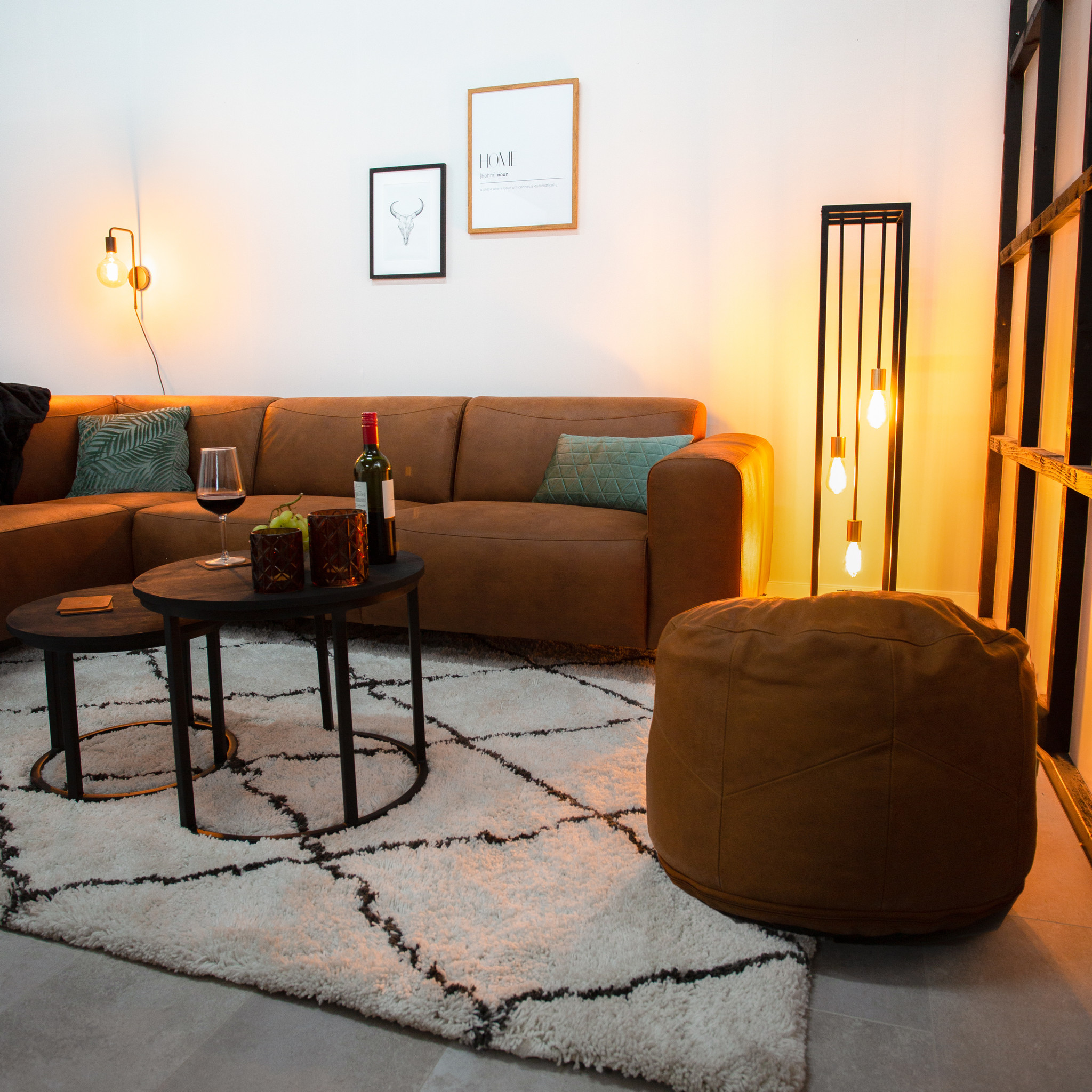 Je woonkamer inrichten in 8 stappen! Tips, ideeën en inspiratie