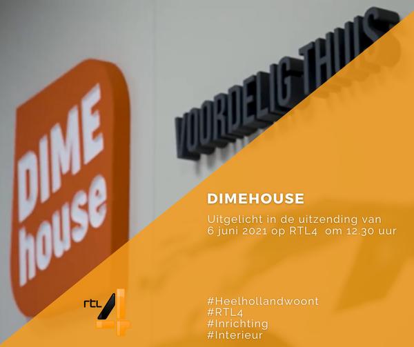 Dimehouse bij RTL Heel Holland Woont!
