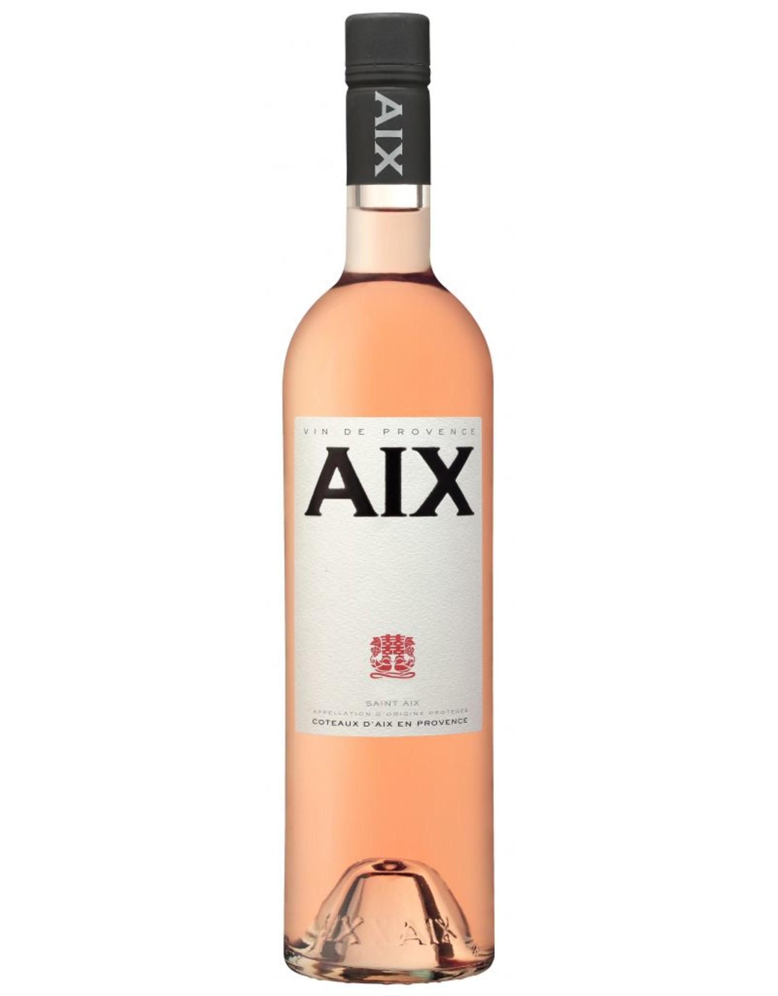 AIX Uniek: Ook verkrijgbaar in 1,5 / 3 / 6 en 15 liter | Krachtige merknaam | De perfecte condities voor het verbouwen van grenache, syrah en cinsault druiven