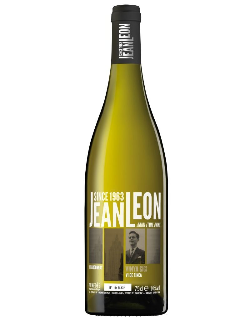 Jean Leon, 3055 Vinya Gigi Chardonnay Single Vineyard