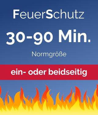 Wellhöfer Bodentreppe FeuerSchutz (Normgröße)
