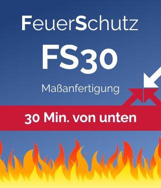 Wellhöfer Bodentreppe FeuerSchutz FS30 (Maßanfertigung)