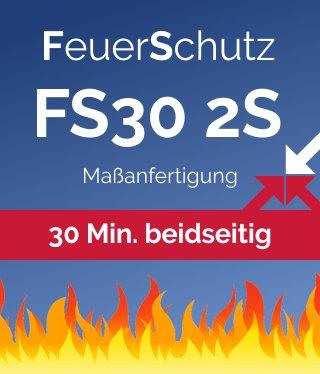 Wellhöfer Bodentreppe FeuerSchutz FS30 2S (Maßanfertigung)