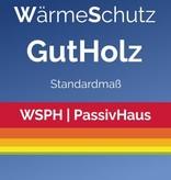 Wellhöfer WärmeSchutz PassivHaus für GutHolz (Standardmaße)
