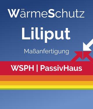 Wellhöfer WärmeSchutz PassivHaus für Liliput (Maßanfertigung)