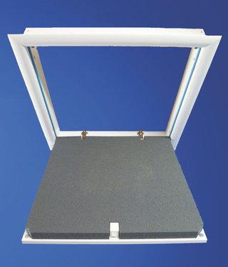 Wellhöfer DeckenTüre (Maßanfertigung)