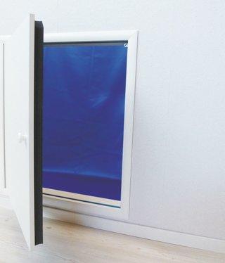 Wellhöfer Kniestocktür mit FeuerSchutz (Maßanfertigung)
