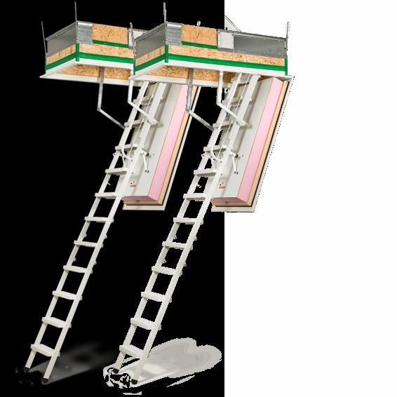 Wippro Bodentreppe Klimatec 160 Smart