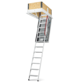 Wippro Bodentreppe Isotec (elektrische Ausführung)