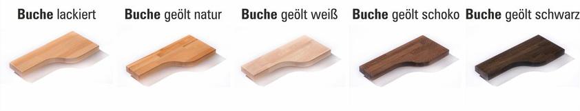 Wellhöfer Raumspartreppe topstep Buche