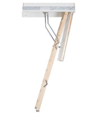 Roto Bodentreppe Designo mit Stufenengel (Maßanfertigung)