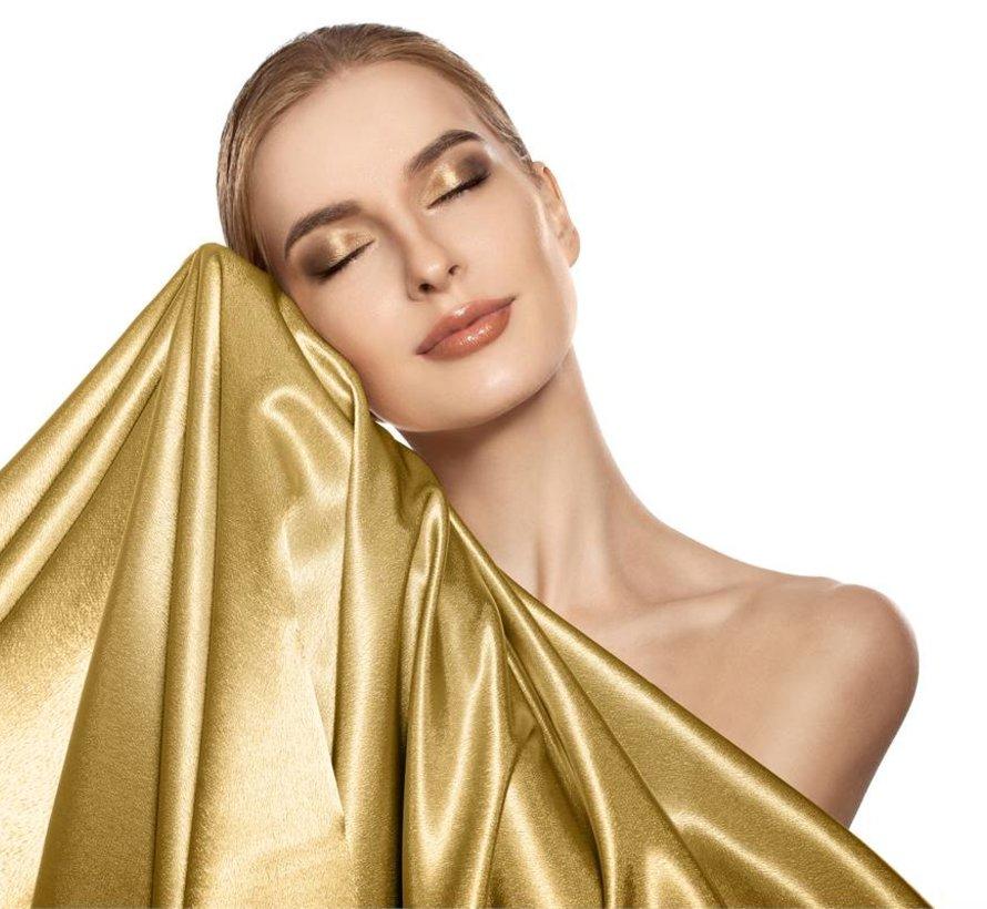 Kussensloop Beauty Skin Care - Goud
