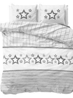 Sleeptime Stars and Stars - Grijs