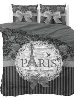 Dreamhouse Bedding Paris City of Love - Zilver