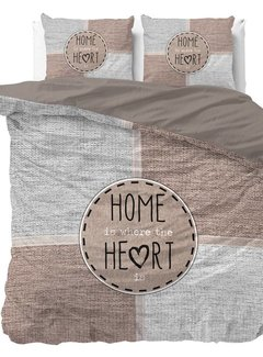 Dreamhouse Bedding Knitted Home Heart