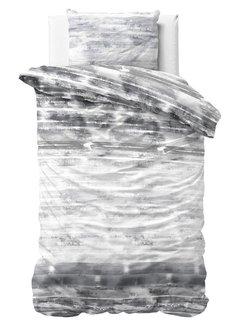 Sleeptime Shibori Tiles - Antraciet