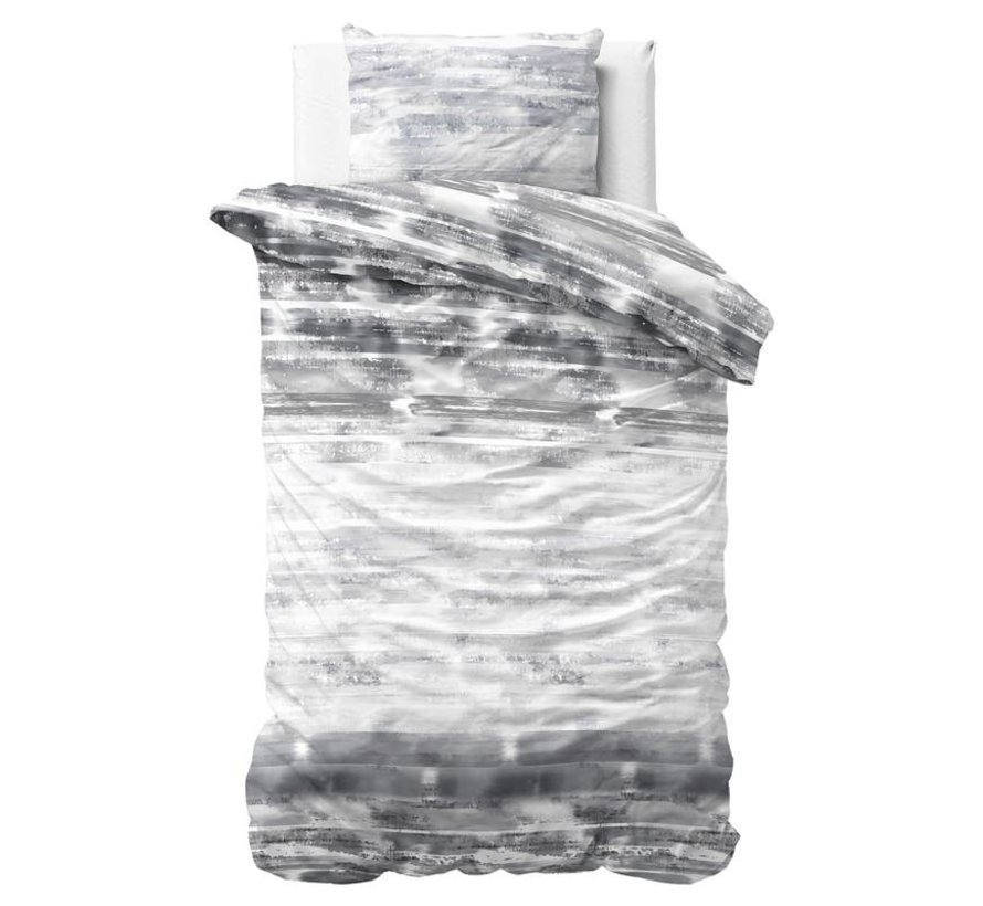 Shibori Tiles - Antraciet