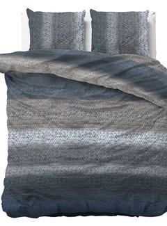 Dreamhouse Bedding Gradient Knits - Blauw