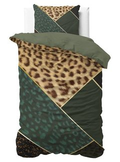 Dreamhouse Bedding Panther Vibe - Groen